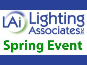 Lighting Ociates Spring Event Services Inc